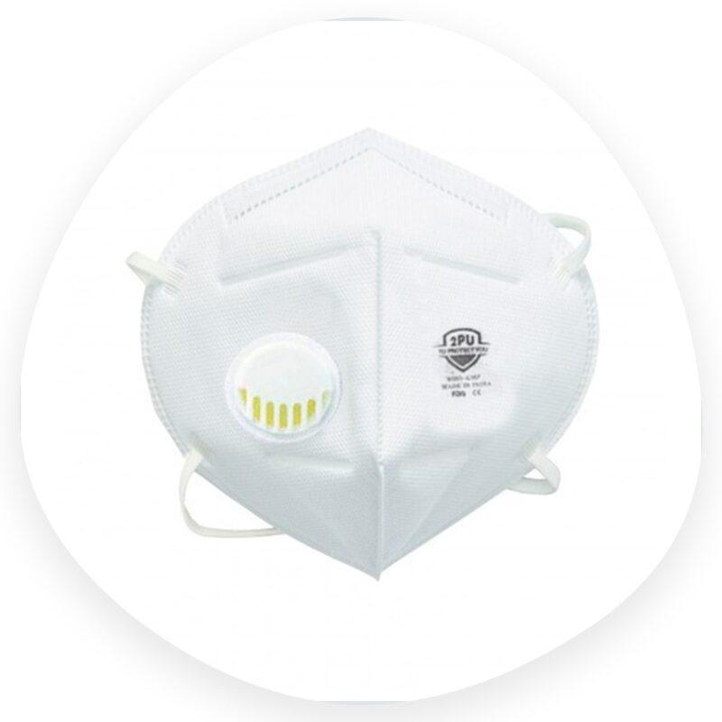 2PU-N95 Respirator Face Mask